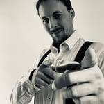 Felix Blanke - Geschäftsführer Blankoon - Eventagentur München